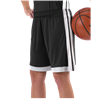 Alleson Athletic | Womens Single Ply Basketball Short | 9975-ALL-538PW