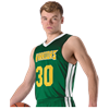 Alleson Athletic | Mens Single Ply Basketball Jersey | 9978-ALL-538J