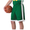 Alleson Athletic | Youth Single Ply Basketball Short | 9982-ALL-538PY