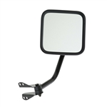 Smittybilt 7617 Side Mirrors Set 55-95 Jeep YJ, CJ7, CJ5, Willys