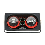 Smittybilt 791005 Dual-Gauged Clinometer