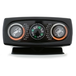 Smittybilt 791006 Dual-Gauged Clinometer