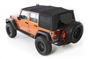 9076235 Smittybilt Premium Soft Top