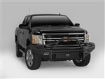 CH05-Q1362-1 Fab Fours Black Steel Elite Bumper