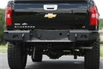 CS07-W1850-1 Fab Fours Premium Rear Bumper