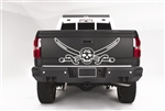 CS14-W3151-1 Fab Fours Premium Rear Bumper