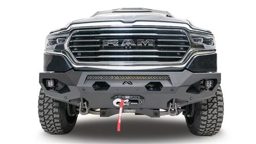 Ram 1500 Bumper >> Fab Fours Matrix Front Bumper