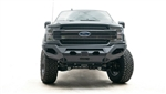 Fab Fours FF18-X4551-1 Matrix Bumper 18-20 Ford F-150