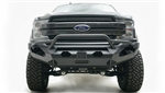 Fab Fours FF18-X4552-1  Matrix Bumper 18-20 Ford F-150