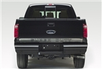 FS08-U1350-1 Fab Fours Black Steel Elite Bumper