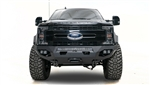 Fab Fours FS17-X4151-1 Matrix Bumper 17+ Ford Super Duty