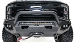 Fab Fours FS17-X4152-1 Matrix Bumper 17+ Ford Super Duty