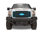 FS99-Q1661-1 Fab Fours Black Steel Elite Bumper