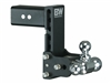 "B&W TS30049B Tow & Stow 3"" Receiver Hitch - 1-7/8"" & 2"" & 2-5/16"""