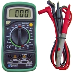 LCD Digital Multimeter (AC/DC 600V)