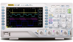 Rigol DS1104Z 100MHz Digital Oscilloscope
