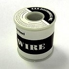 "Rosin Core Lead-Free Solder 1 lb Roll, .031"" Thick - Sn 96.5%, Ag 3%, Cu .5%"