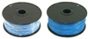 Solid Hook Up Wire - 24 Gauge, 100 Foot Spool - Blue (Shade May Vary)
