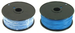 24 GUAGE SOLID (100' / BLUE)
