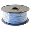 HOOK UP WIRE 22 GUAGE SOLID (1000' / BLUE)