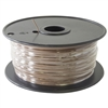HOOK UP WIRE 22 GUAGE SOLID (1000' / BROWN)