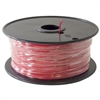 HOOK UP WIRE 22 GAUGE SOLID (1000' / RED)
