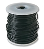 HOOK UP WIRE 24 GUAGE SOLID (1000' / BLACK)