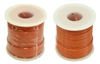HOOK UP WIRE 24 GUAGE SOLID (1000' / ORANGE)
