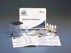SciEd Detective's Casebook Kit