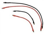 MAGLEADS® (BLACK - 150MM) (COMES IN A PACK OF 10)