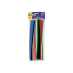 "JUMBO CHENILLE STEMS 12"" ASSORTED COLORS"