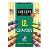 SARGENT ART 12 PACK CRAYONS
