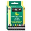 SARGENT ART CONSTRUCTION PAPER CRAYONS