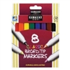 SARGENT ART CLASSIC BROAD TIP MARKERS 8 PK