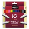 SARGENT ART CLASSIC BROAD TIP MARKERS 10 PK