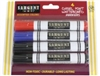 SARGENT ART WHITEBOARD MARKERS ASSORTED COLORS