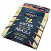 SARGENT ART WATERCOLOR PENCILS 72 PK