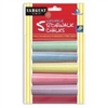 SARGENT ART WASHABLE JUMBO SIDEWALK CHALK