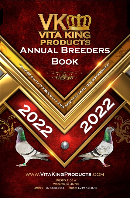 Annual Breeders Book