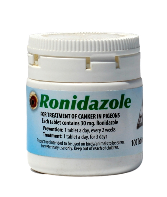 Ronidazole Tablets - 30 mg