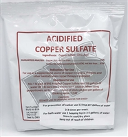 Acidified Copper Sulfate