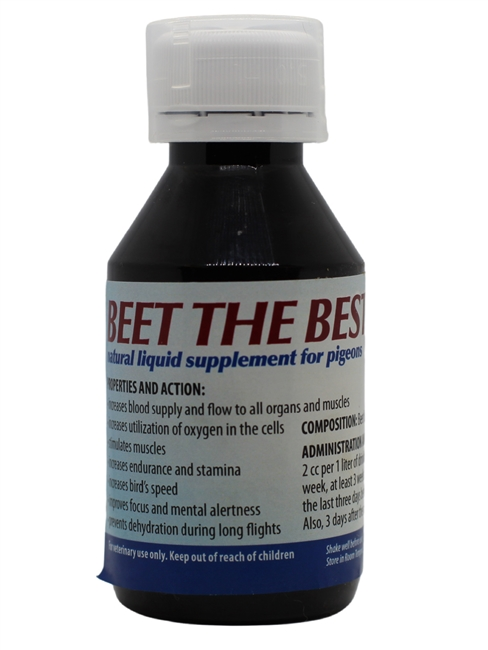 """Beet"" the Best Racing Supplement"