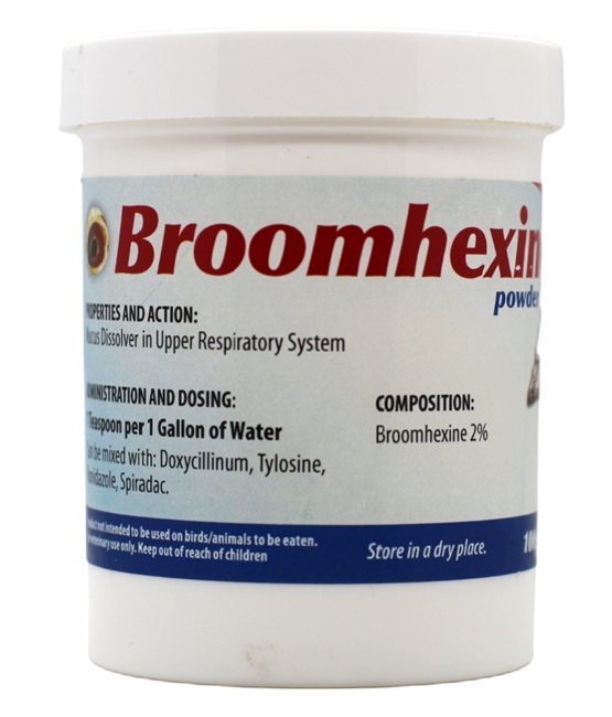 Broomhexine Powder 2%