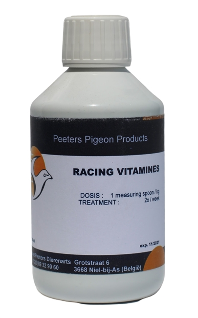 Liquid Racing Vitamins