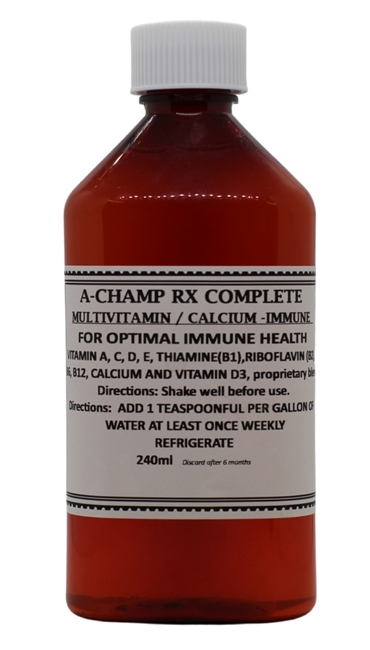 Liquid MultiVitamin with Calcium