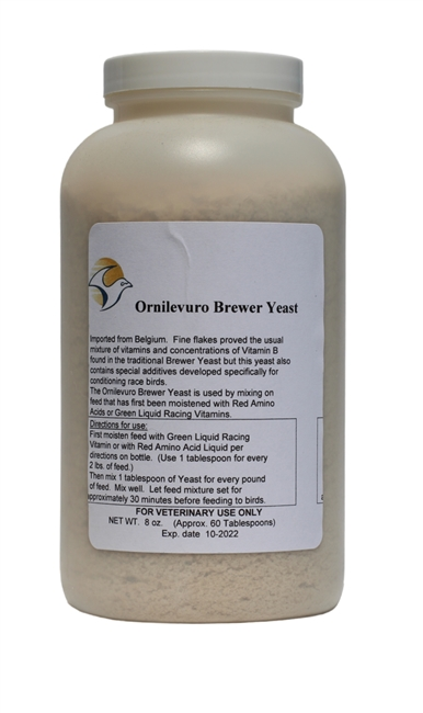 Ornilevuro Brewer Yeast