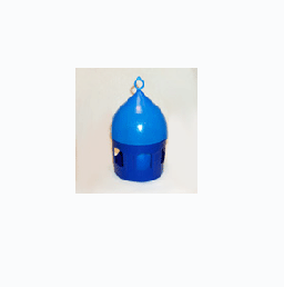 Blue 3.5 ltr Drinker with Top Ring