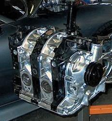 Stage 1 Rebuilt Rotary Engine