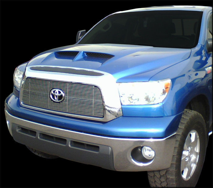 Stainless grille inserts for 811442 hood