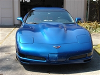 1997, 1998, 1999, 2000, 2001, 2002, 2003, 2004 Chevy Corvette C5 RK5 SuperCharger Hood By RK Sport 04011007